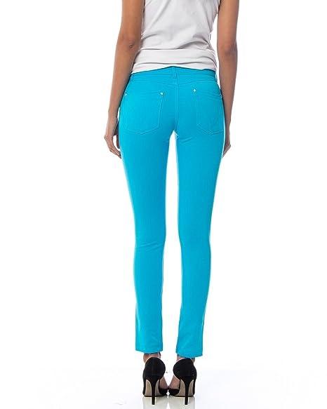 Amazon.com: Especial a, JW nuevo mujer Ponte Skinny Stretch ...