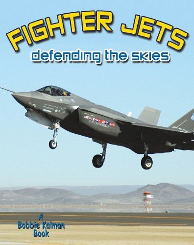 Fighters Jets Defending the Skies (Vehicles on the (Sky Fighters)