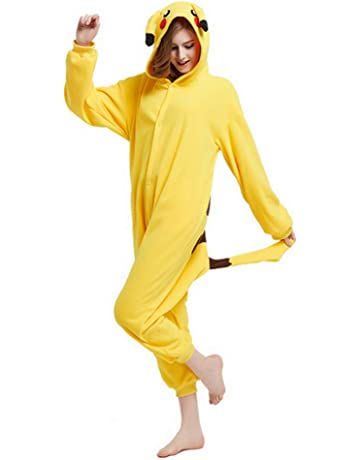 WOWTOY Unisex Adult Onesies Animal Cosplay Costume Halloween Xmas Pajamas 399299fd6