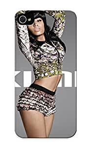 High-quality Durable Protection Case For Iphone 5/5s(nicki Minaj)