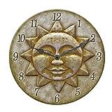 SUN CLOCK 12