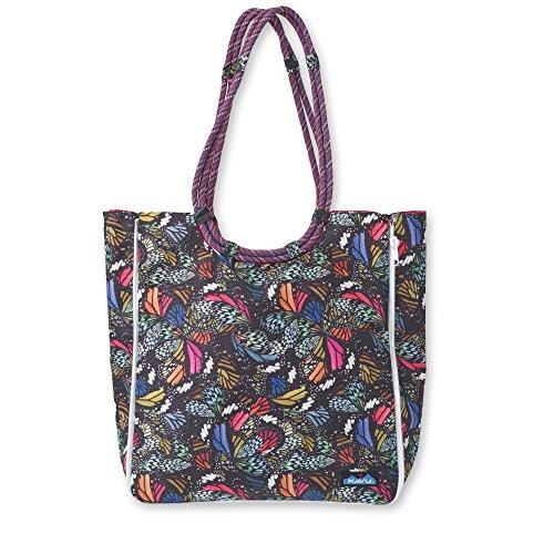 KAVU Women's Market bag Backpack, Flutterfly, One Size