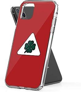 joyganzan Quadrifoglio Alfa Romeo Case Cover Compatible for iPhone iPhone (11)