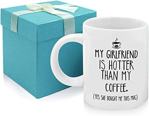 Valentine/'s Day Gift for Girlfriend Gifts For Her Best Girlfriend Ever Mug