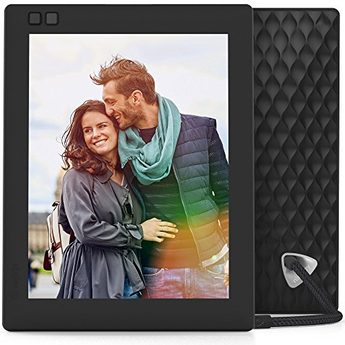 Nixplay Seed 8 inch WiFi Digital Photo Frame - - Free Frame One Get Buy One