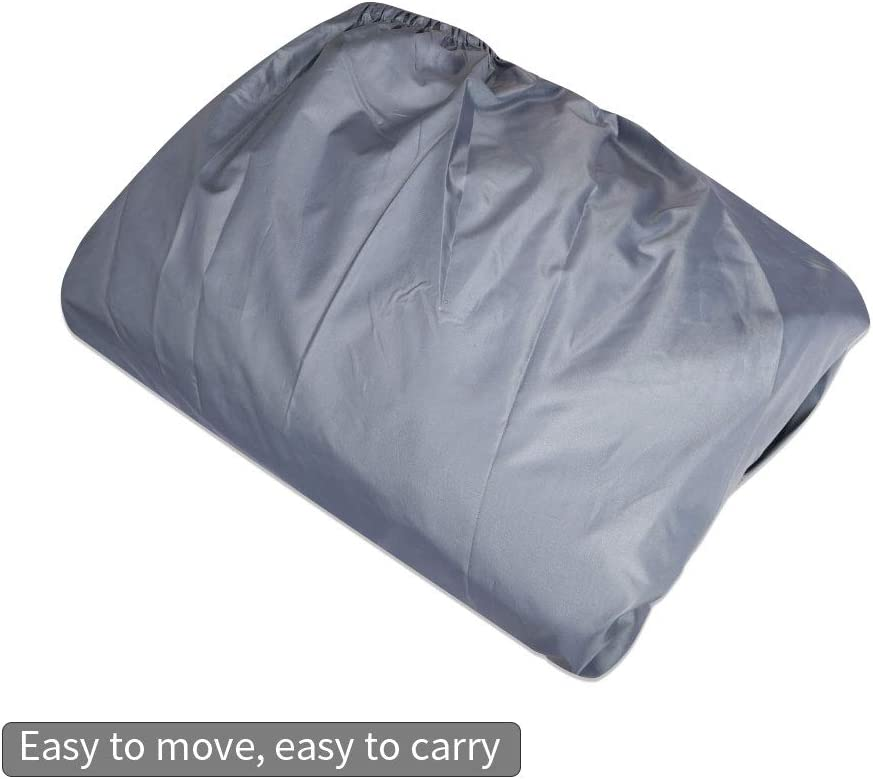 Heavy Duty Polyester Oxford Waterproof Lawn Mower Cover