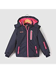 R Essentiel Girls Hooded Ski Jacket, 3-16 Years