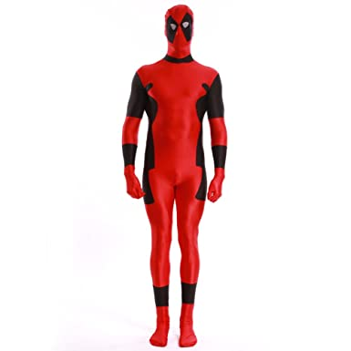 Amazon deadpool costume small clothing deadpool costume small solutioingenieria
