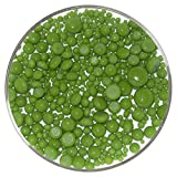 Fern Green Opalescent Frit Balls - 96COE, New Larger 1oz Size - Made from System 96 Glass