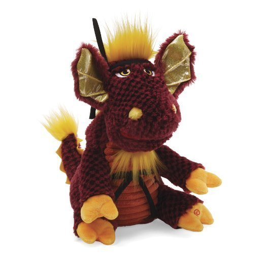DRAGON Ninja MAGNUS Animated Gund Plush Toy NEW Adorable He Speaks & Moves by GUND