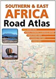 Southern & East Africa road atlas ms 1/1,5M