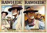 Rawhide: Season 4 Volumes 1 & 2