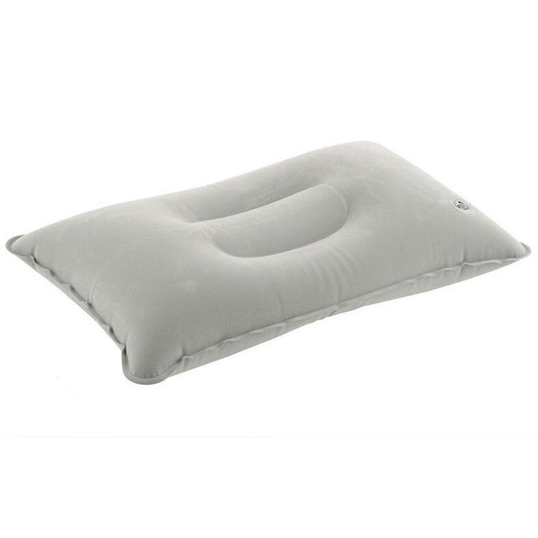 kokeo _ almacenar almohada hinchable aire hinchable de viaje ...