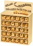 Personalized Wooden Train Alphabet Letter 10 letters Name
