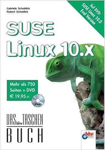 SuSE LINUX 10.x