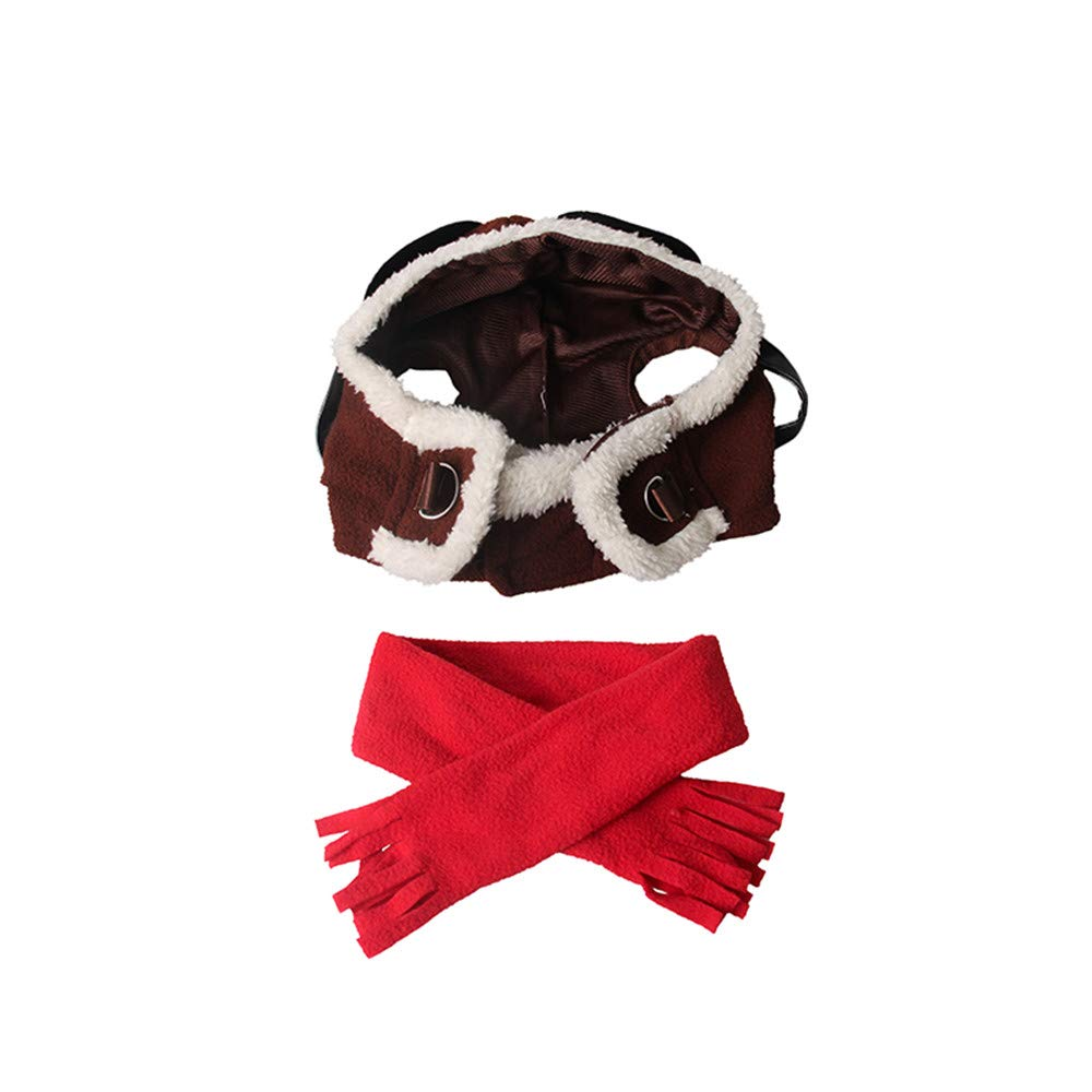 1 Style Pet Dog Halloween Dress Clothes, Durable and Environmentally Friendly Non-toxic Materials
