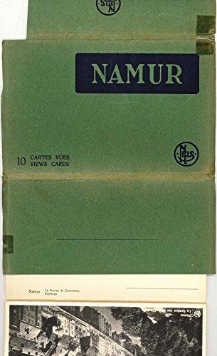 Namur, Belgium (Souvenir Postcard Set)