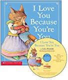 I Love You Because You're You, Liza Baker, 0439898382