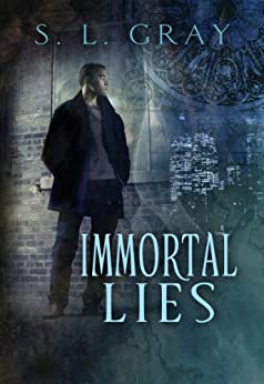Immortal Lies (Tybalt Jones Book 1) by [Gray, S. L.]