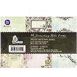 "Prima Marketing Garden Fable Journaling Notecards, 4 x 6"""