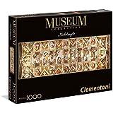 Clementoni 39406 - Puzzle 1000 Panorama Volta Cappella Sistina