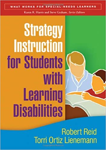 Strategy Instruction For Students With Learning Disabilities First