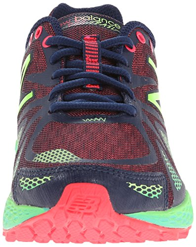 New Balance Fresh Foam 980 Trail  - Zapatillas de running para mujer Bright Cherry with Lead & Green Flash