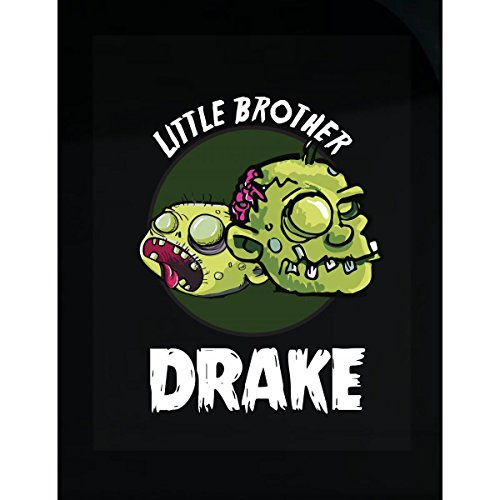 Prints Express Halloween Costume Drake Little Brother Funny Boys Personalized Gift - Sticker]()