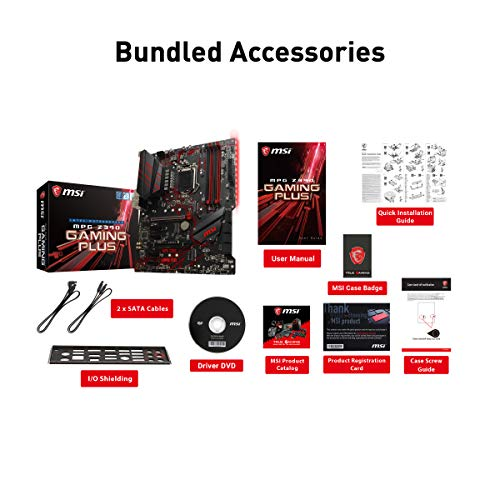 Build My PC, PC Builder, MSI MPG Z390 Gaming Plus