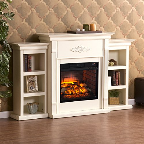 Southern Enterprises, Inc. AMZ4458IF Infrared Electric Fireplace by Southern Enterprises, Inc. (Image #5)