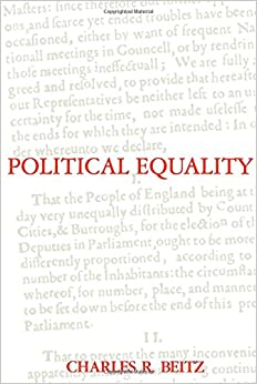 Essay on political equality