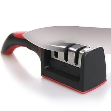 Cuchillo Afilador para rectas y cuchillos serrados, con ...