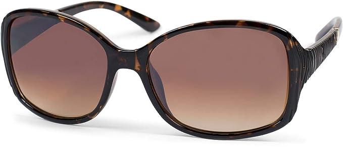 styleBREAKER gafas de sol de mujer sobredimensionadas con ...