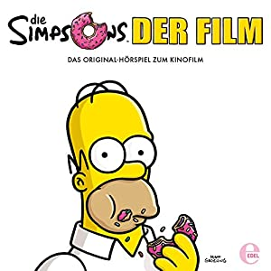 Die Simpsons - Der Film Hörspiel