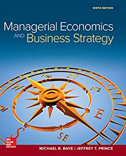 Managerial Economics And Business Strategy Ebook