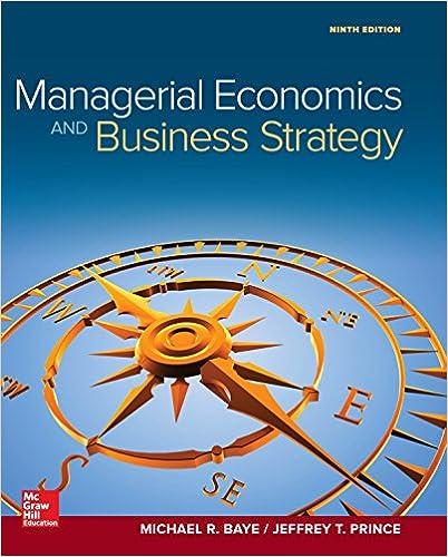 Amazon com: eBook for Managerial Economics & Business