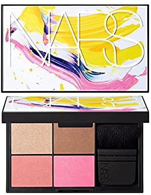 NARS Blame It on Nars Cheek Palette. Full Size. In Retail Box. Limited Edition. Value $160