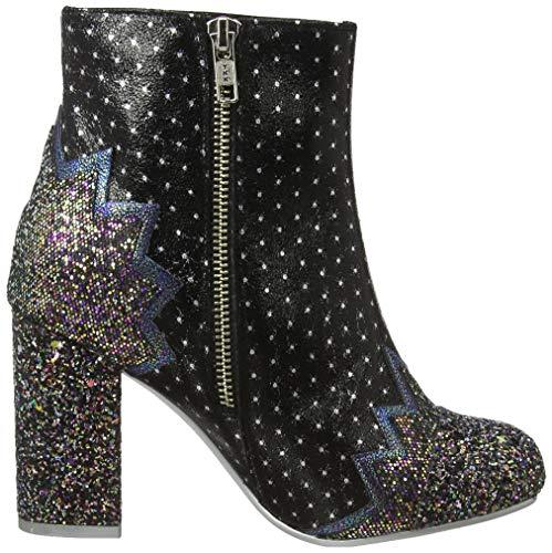 Black Choice Irregular Ankle B Black Intergalactic Women's Boots qBwOzZq