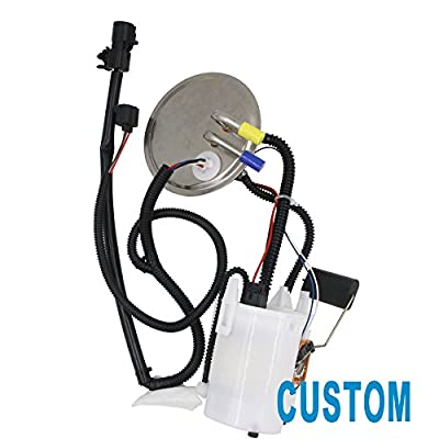 MUCO New Electric Fuel Pump Module Assembly w/Fuel Level Sensor Fit 1999 Mercury Sable and Ford Taurus 3.0L FP334 E2243M: Automotive