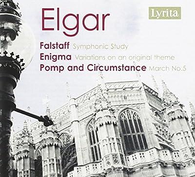 Falstaff; Enigma Variations; Andrew Davis, New Philharmonia Orchestra