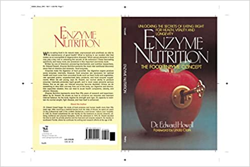 Amazon fr - Enzyme Nutrition: The Food Enzyme Concept - Edward
