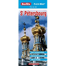 Berlitz Fleximap Saint-Pétersbourg