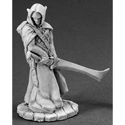Dalyn Talas, Sword Mage Dark Heaven Legends Miniature: Toys & Games