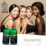 BOTANIC HEARTH Peppermint Oil Shampoo and