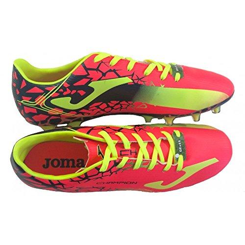 Joma Champion Fg - Botas de fútbol de sintético para hombre coralrot