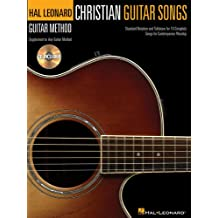 Christian Guitar Songs: Hal Leonard Guitar Method