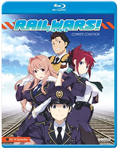 Rail Wars [Blu-ray]