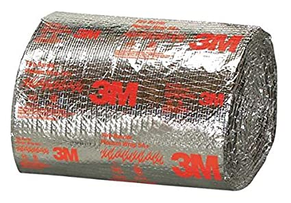 3M Fire Barrier Plenum Wrap 5A+, 1/2 in x 24 in x 50 ft