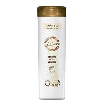Amazon.com: Linha G Gelatina Capicilin - Definidor Natural ...
