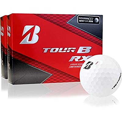 Bridgestone Tour B RX Golf Balls - 2 Dozen